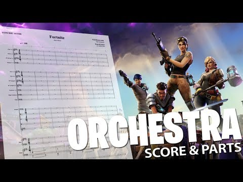 Fortnite: Main Theme | Orchestral Cover