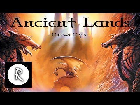 New Age music: Ancient Lands - music album - Celtic instruments