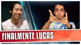 REACT NÃO PODE RIR! com Lucas, Cellbit, Zelune e Canella (Castro Brothers)