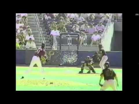 RDW8 Sports: Randy Johnson Hits Bird w/ 105mph Pitch