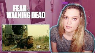 Fear The Walking Dead Season 4 Trailer REACTION!