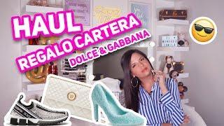 SUPER REGALO CARTERA DOLCE & GABBANA - HAUL DE MIS MARCAS FAVORITAS - EL MUNDO DE CAMILA GUIRIBITEY