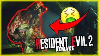 ZATRUCIE MOŻE BYĆ WYNIKIEM ZŁEJ DIETY | Resident Evil 2 Remake [#11] #BLADII