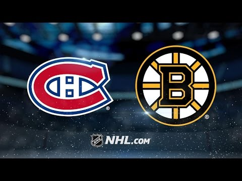 Rask, Bruins blank Canadiens, 4-0