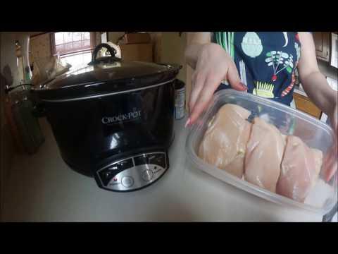 Easy slow cooker shredded chicken recipes