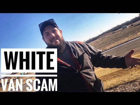 Beware! A new twist in the old 'White Van Speaker Scam