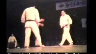 Kyokushin worldcup fights on the first championship in 1977. Enjoy.