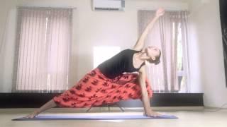 видео йога алматы