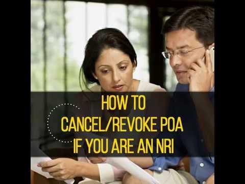 DIY- Procedure to cancel/revoke power of attorney in India!