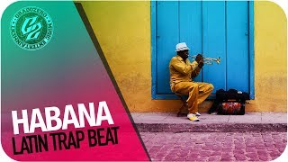 🎺Cardi B Latin Cuban Trap Beat Instrumental ¨HABANA¨🎹