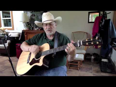 1576 -  Nobody's Home -  Clint Black cover with guitar chords and lyrics