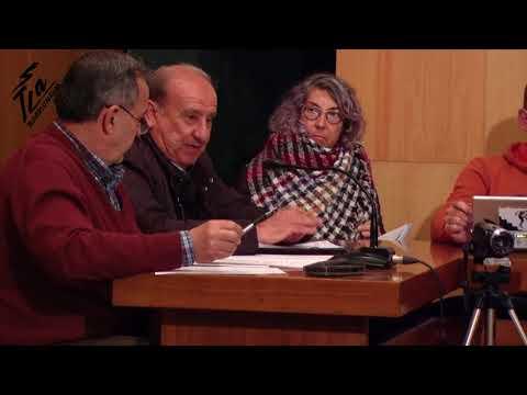 Ple Ordinari de l'Ajuntament d'Anglès 2 d'abril del 2019