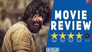 KGF Movie Review | Yash | Srinidhi