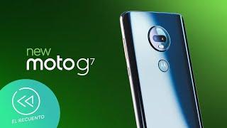 Motorola presenta la nueva familia Moto G7   El Recuento