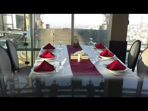 Revolving Resturant at Palestine trade tower