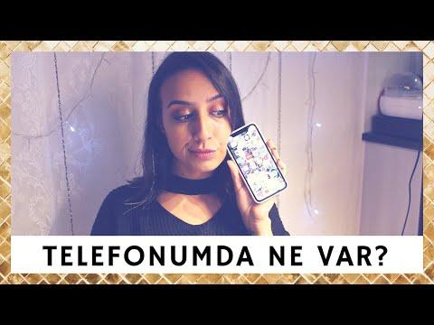 Telefonumda Ne Var? | iPhone X