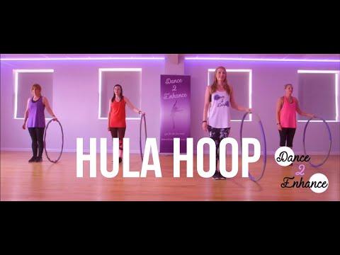 Weighted Hula Hoop Workout For Beginners - Omi 'Hula Hoop' || Dance 2 Enhance