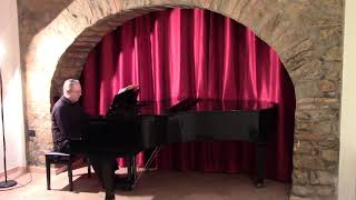 "J.S. Bach Fughetta in C minor, BWV 961"" - Stefano Bigoni, piano"