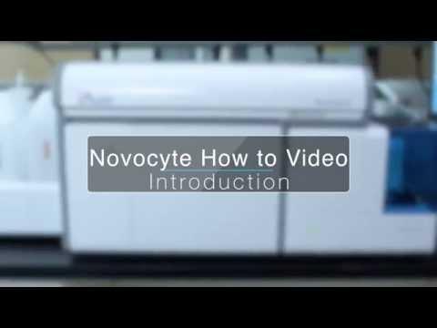ACEA NovoCyte Flow Cytometer - Introduction
