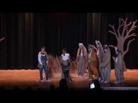 Camp Morasha Presents: The Lion King!