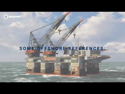 DETEGASA Offshore Outstanding Highlights