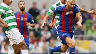 Барселона Севилья 2-0 гол Турана