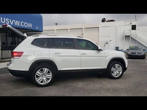 2019 Volkswagen Atlas Orlando, Sanford, Kissimme, Clermont, Winter Park, FL 90658