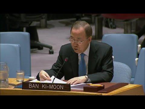 Purposes and Principles of the UN Charter - Ban Ki-moon (Former UN Secretary-General)