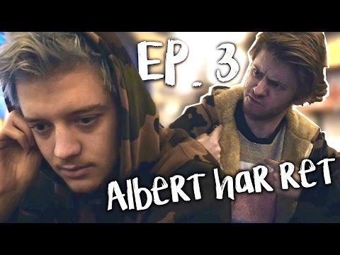 ALBERT HAR RET   Tony på egen hånd   Ep. 3
