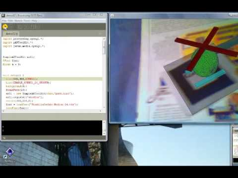 ARToolkit Processing