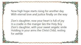 Boney M. - Zion's Daughter Tochter Zion Lyrics