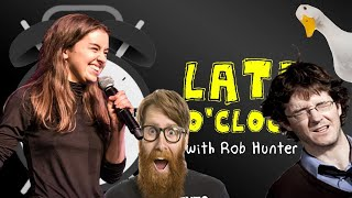 Late O'clock (LIVE) - Comedian's first stand-up gig! (Feat. Naomi Higgins.)