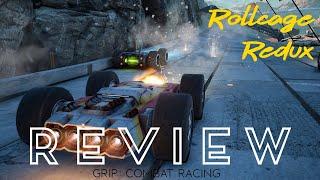 GRIP: Combat Racing (PS4) ROLLCAGE REDUX
