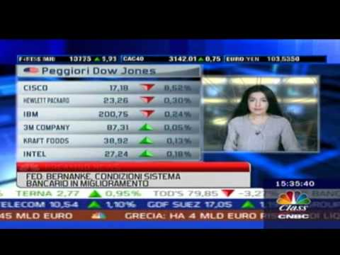 Marco Casella on CNBC Italy (05-10-2012)