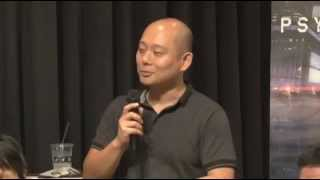 「PSYCHO-PASS サイコパス」プロジェクトスタート記念黒幕スタッフ生討論会