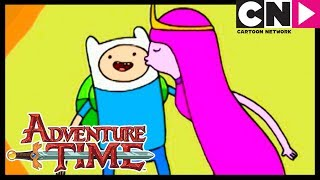 Adventure Time | A Princess's Kiss (clip) | Cartoon Network