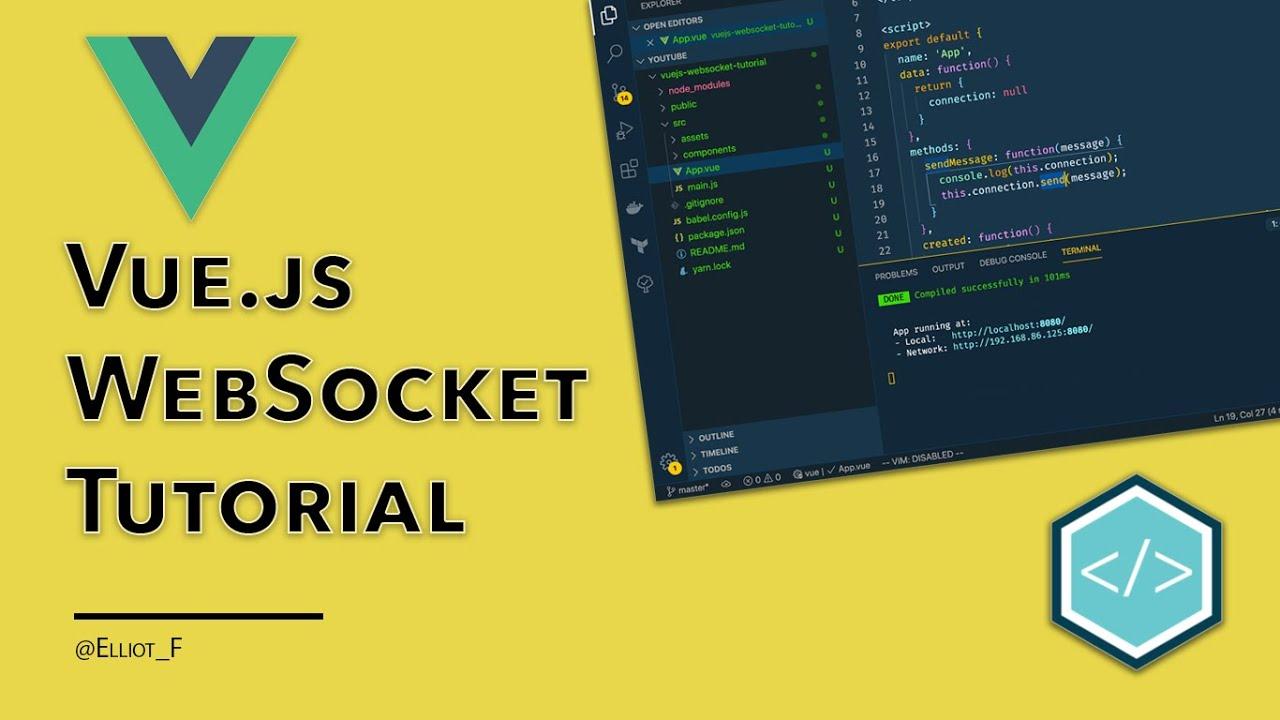 WebSockets in Vue.js - Beginners tutorial.