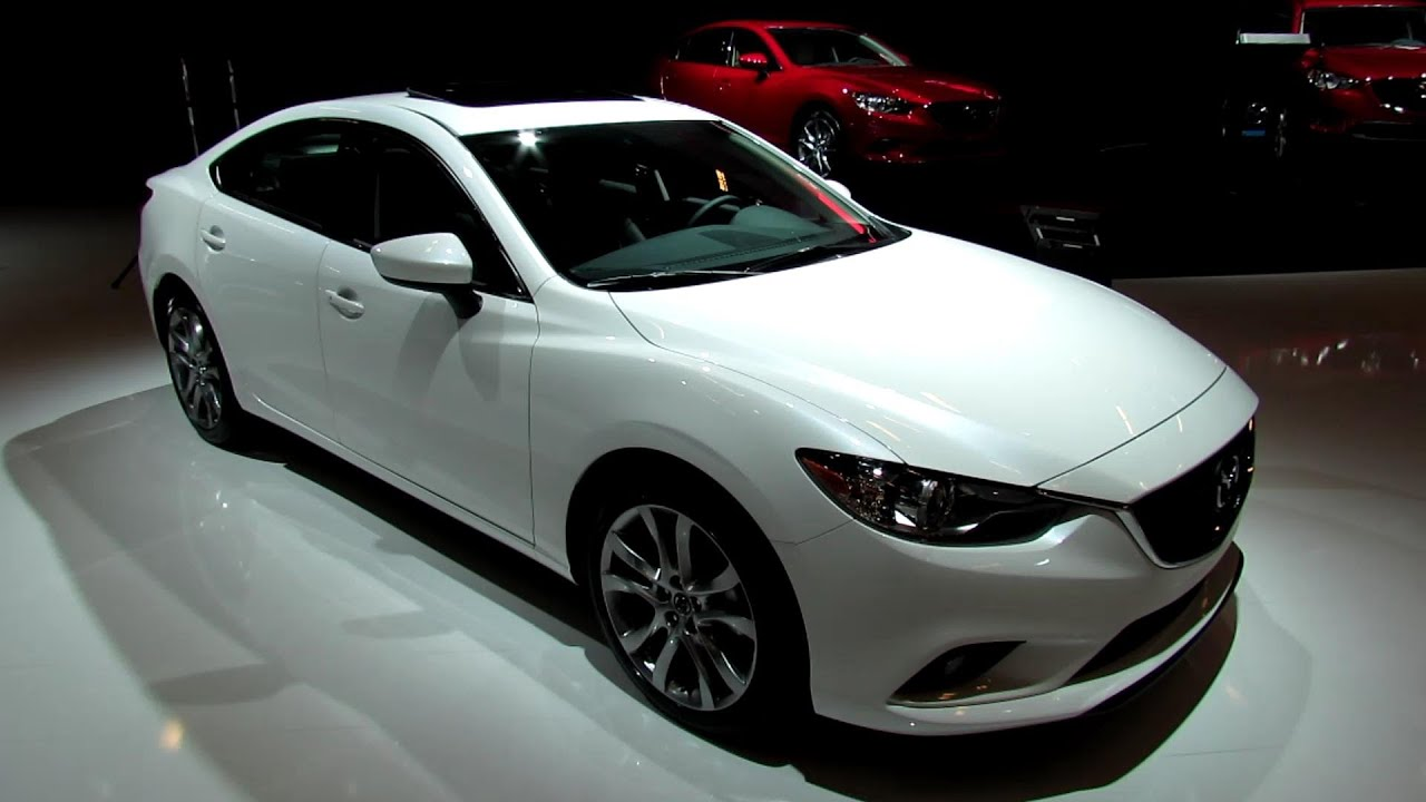 2014 Mazda 6 Exterior And Interior Walkaround 2013