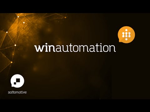 WinAutomation Overview