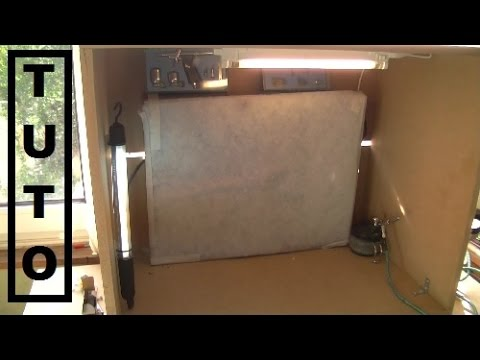 Tuto Fabriquer Une Cabine A Peinture Making A Paint Booth Youtube