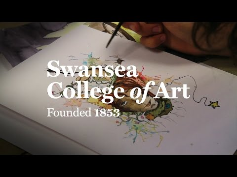Swansea College of Art at University of Wales Trinity Saint David
