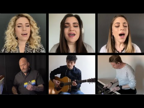 OG3NE - Simon & Garfunkel Medley (HOME ISOLATION VERSION)