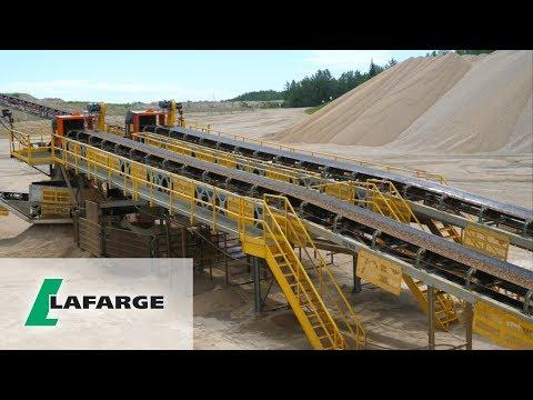 Lafarge Onoway Wash Plant