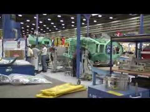 Lockheed Martin's F-35 Lightning II production facility