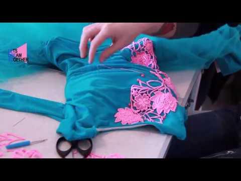 Платье для бальных танцев для девочки стандрт шьём на заказ ледрето