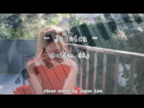 (Piano Cover) Jessica 제시카 - Golden Sky by Joyce Lum