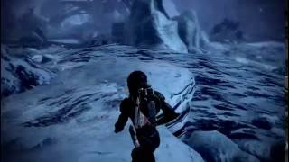 """Mass Effect 2 """"Место крушения Нормандии"""""""