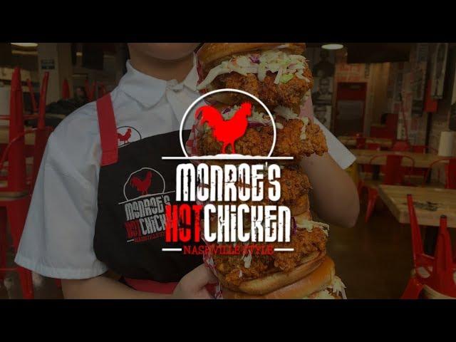 Monroe's Phoenix - Nashville Hot Chicken!
