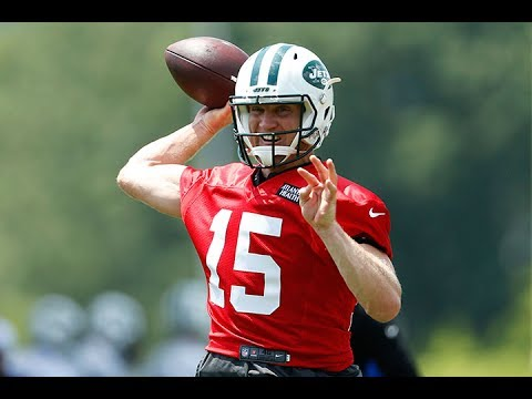 JRSportBrief: Josh McCown and his role with the New York Jets