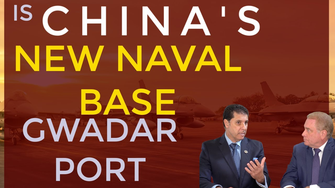 Gwadar Port: Emerging City or Chinese Naval Base?